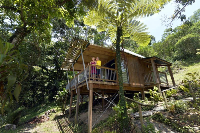 Gîte Ka Waboana Lodge