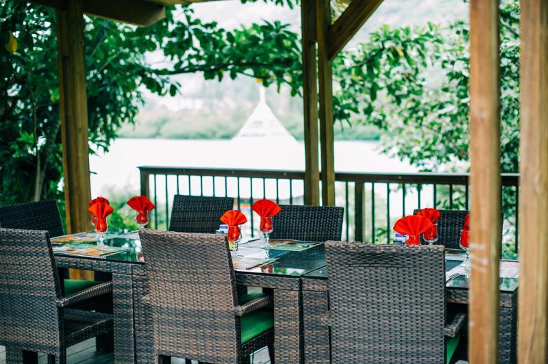 Ka Waboana Lodge Restaurant