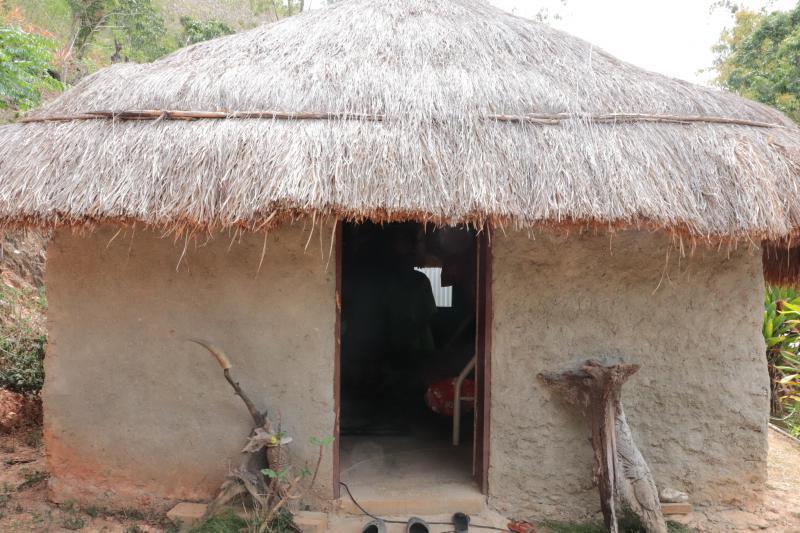 Accueil en tribu chez Cécile