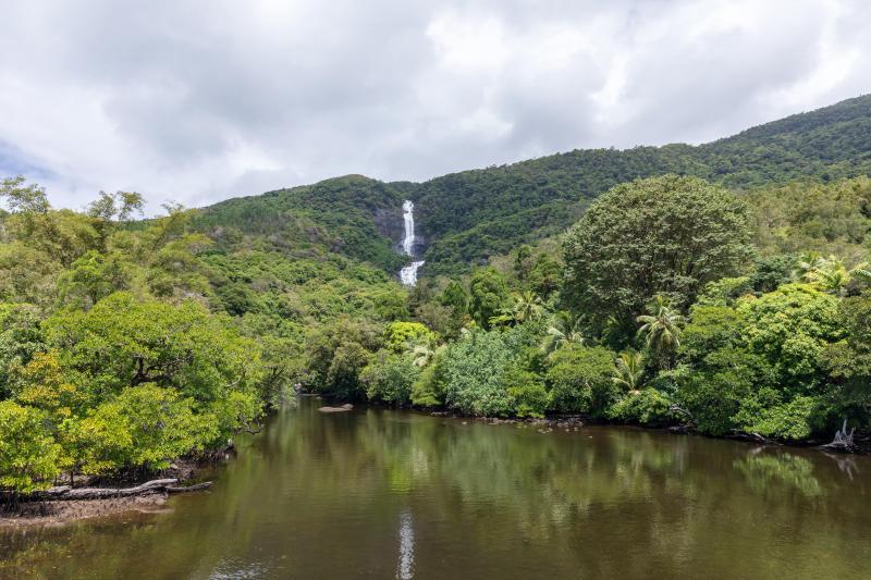 Cascade de Tao