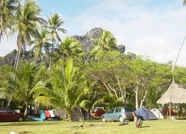 Camping Babou Côté Océan